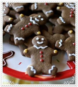 Gingerbread Men 1