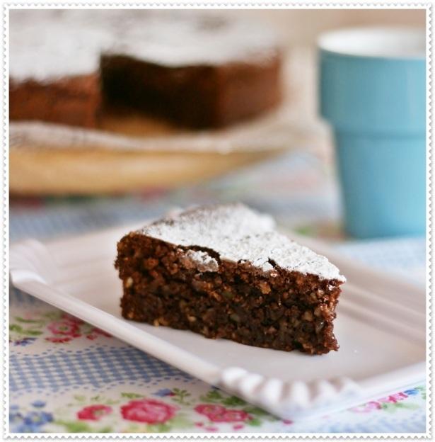 Origin Of Flourless Chocolate Cake