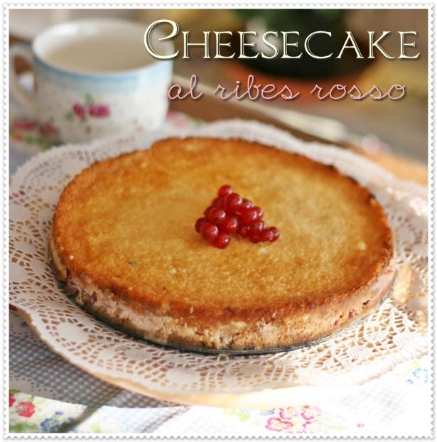 Cheesecake al ribes rosso 4