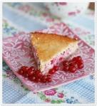 Cheesecake al ribes rosso