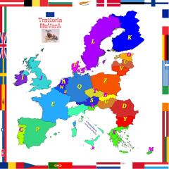 L'Abbecedario Culinario della Comunità Europea