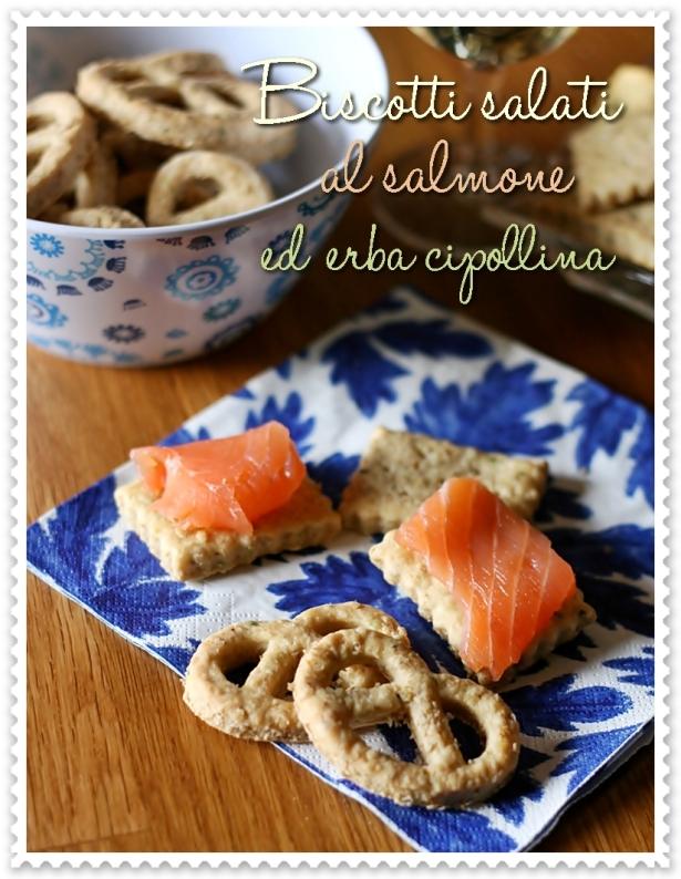 Biscotti salati salmone 3