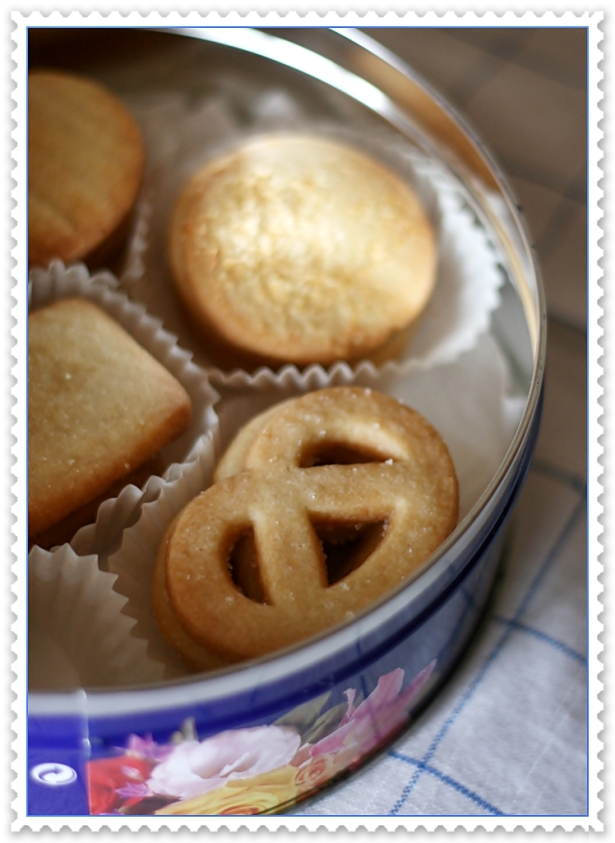 Danish butter cookies 2