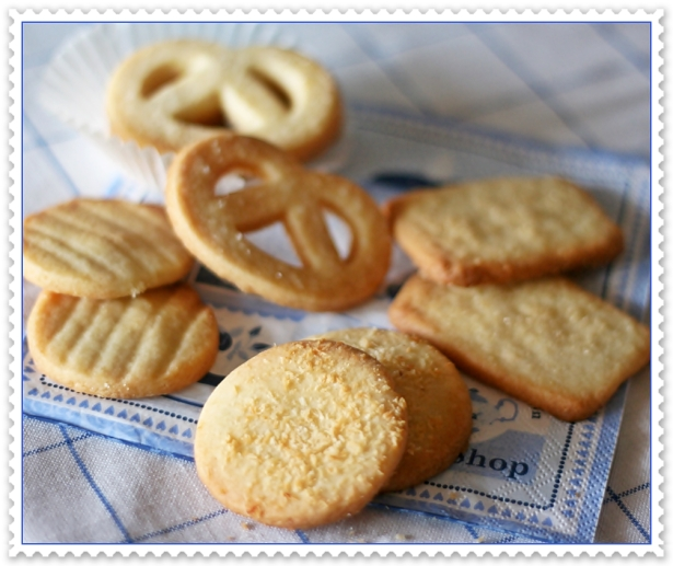 Danish butter cookies 3