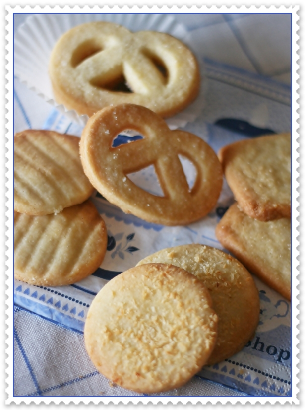 Danish butter cookies 5