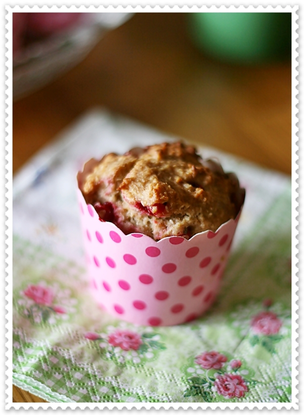 Muffins vegan ribes e cocco 2