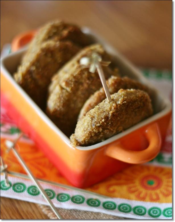 Polpette di fagioli e zucca al curry 2