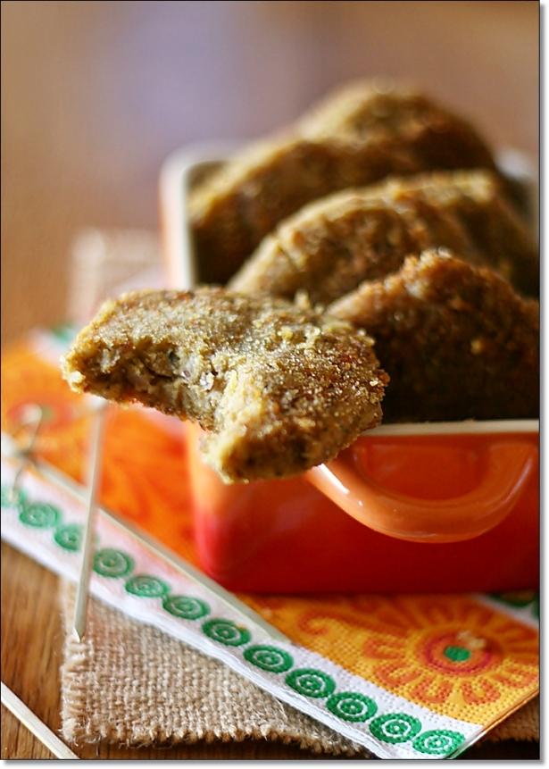 Polpette di fagioli e zucca al curry 4