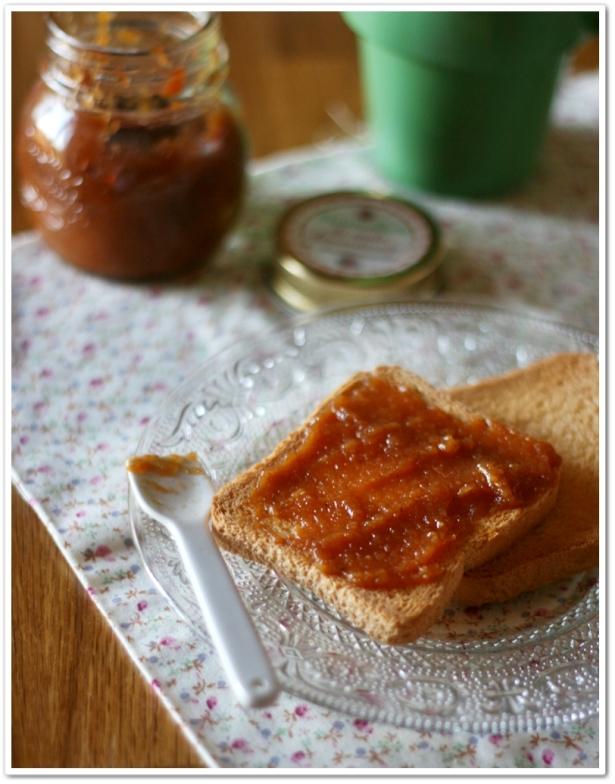 Marmellata di mele e azzeruole 2
