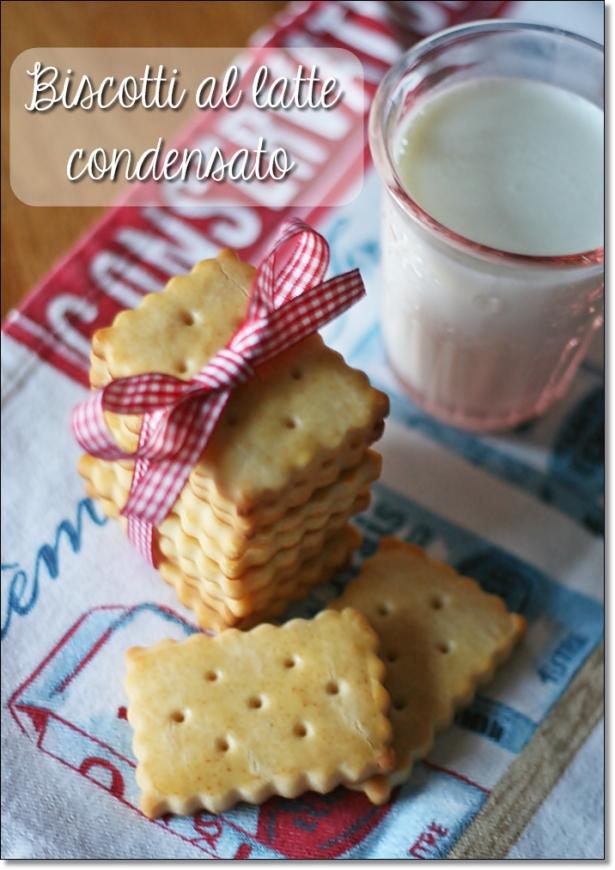 Biscotti latte condensato 4