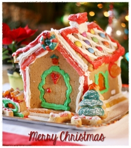 Gingerread house 4
