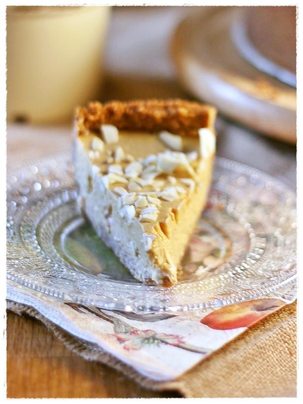 Cheesecake cachi 2