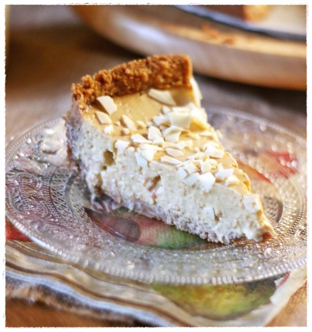Cheesecake cachi 4