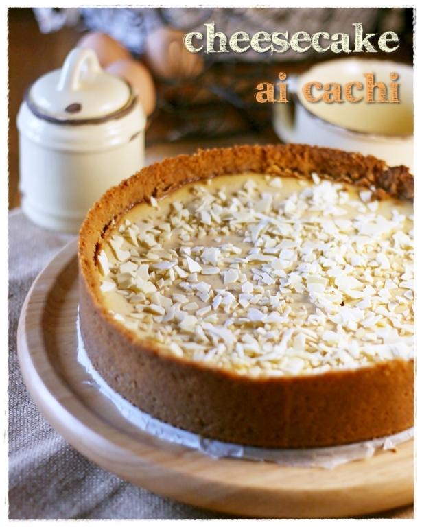Cheesecake cachi 6