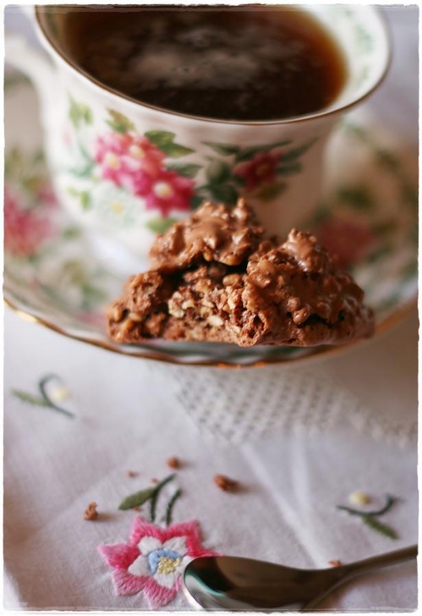 Brutti ma Buoni al cacao 6