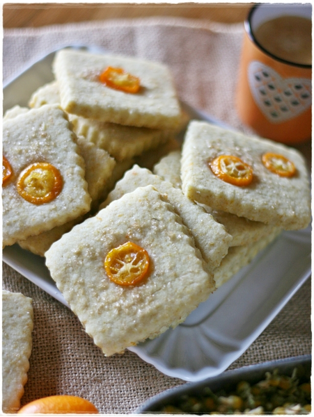 Shortbread kumquats camomilla2