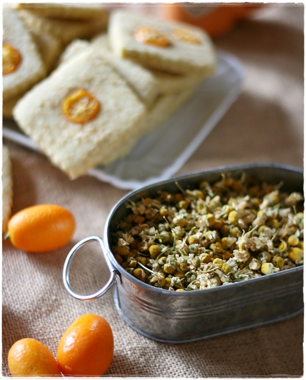 Shortbread kumquats camomilla4