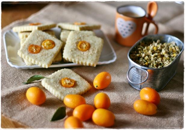 Shortbread kumquats camomilla6