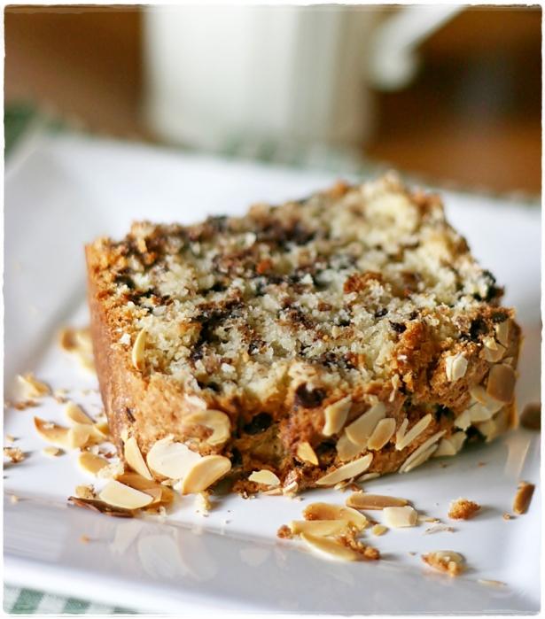 Cake cocco ciocco mandorle