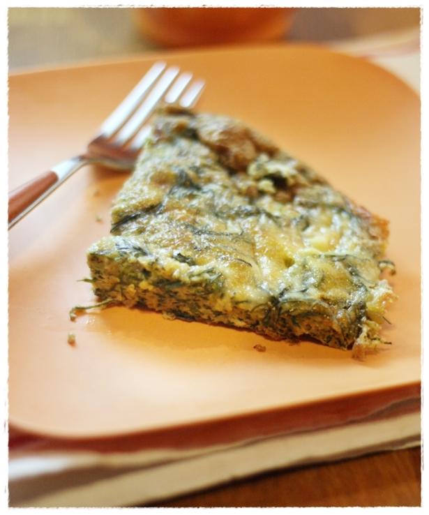 Frittata agretti e gorgonzola5 (1)