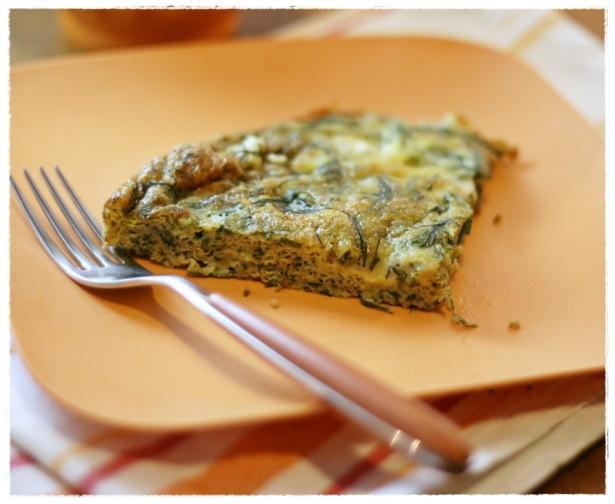 Frittata agretti e gorgonzola5 (2)