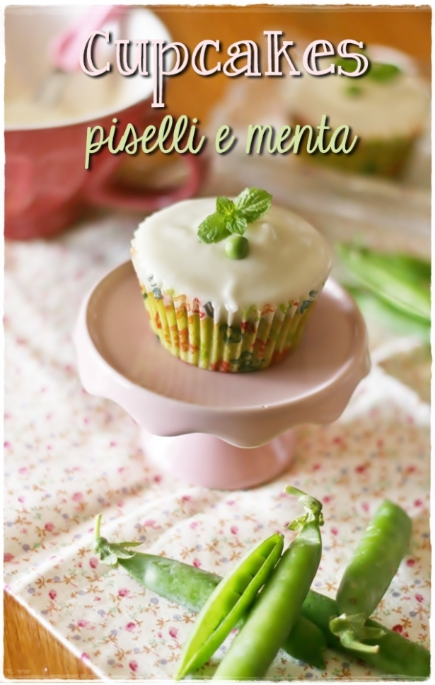 Cupcakes piselli e menta5