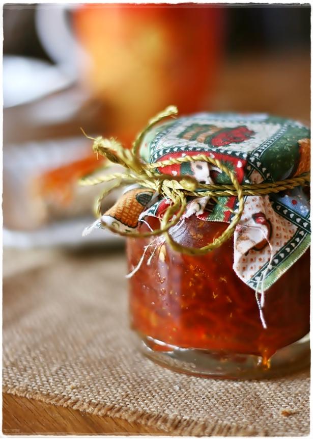 Marmellata arance amare e fiori di sambuco2