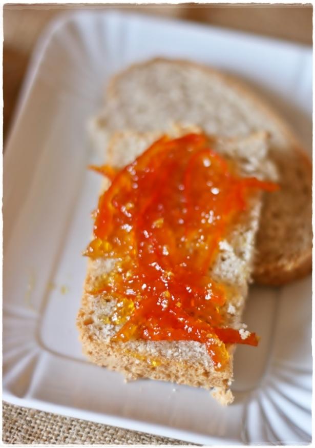 Marmellata arance amare e fiori di sambuco3