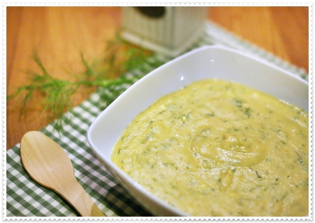 Zuppa di verdure polacca all'aneto 3