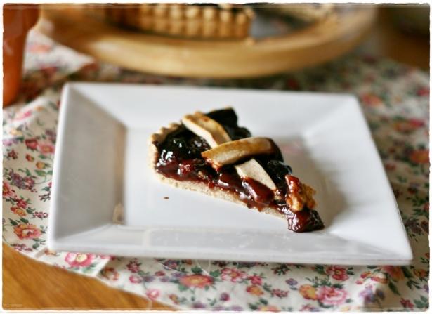 Crostata di ciliegie all'aceto balsamico5