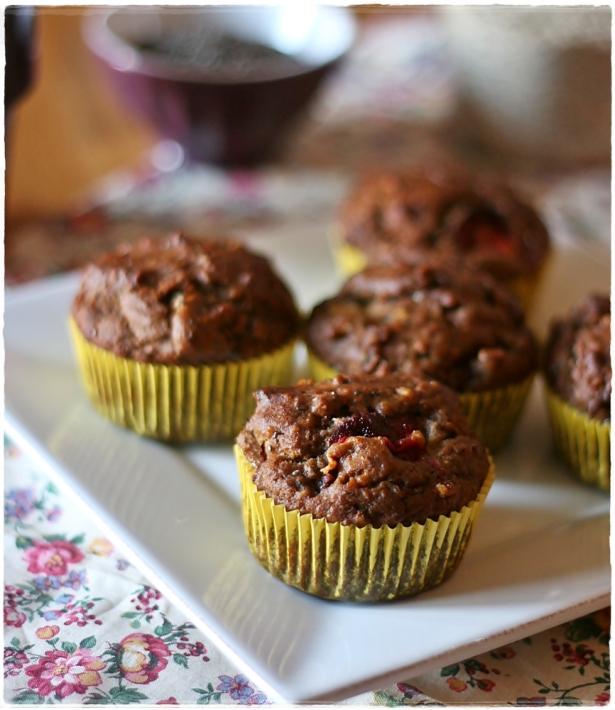 Muffins lino prugne semi di chia2