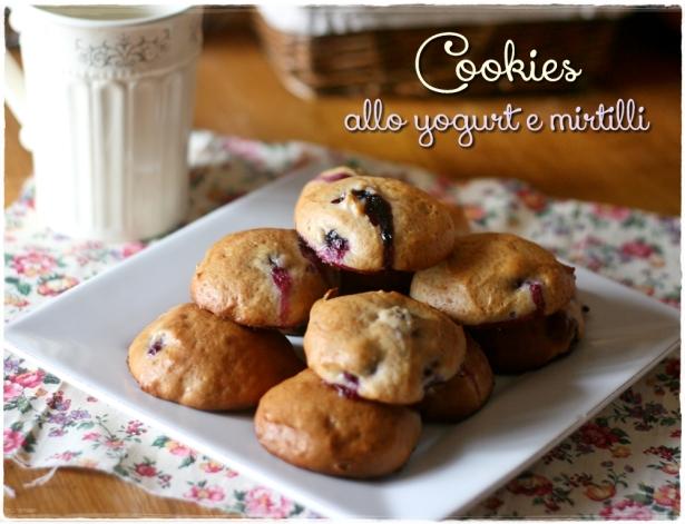 Biscotti yogurt e mirtilli4