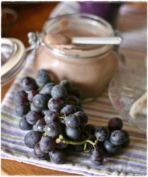 Curd di uva fragola concord grape curd crumpets co for Uva fragola in vaso