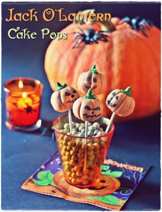 pumpkin cake pops 4