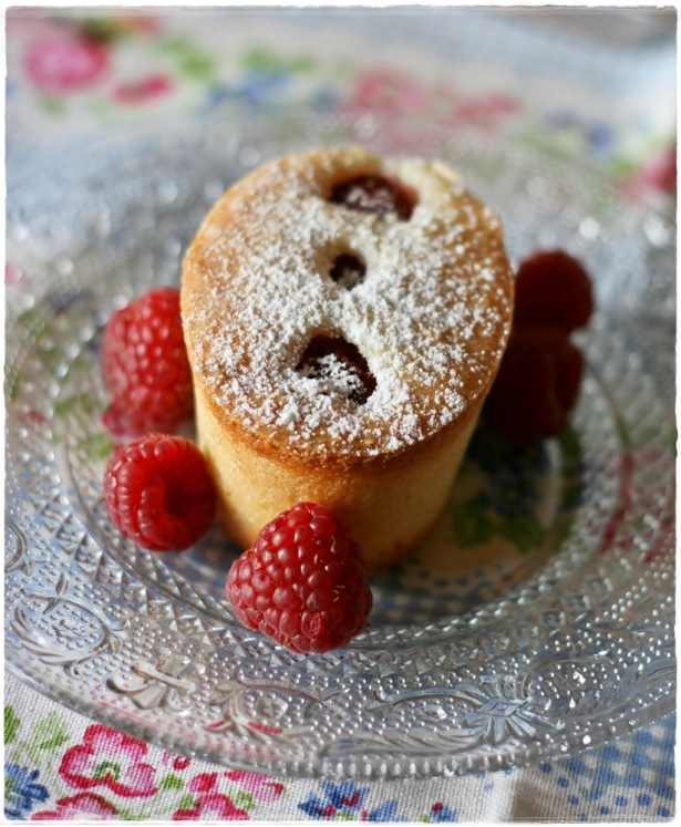 Raspberry friands6