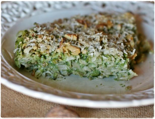 Tagliatello d'orzo gratinate con broccolo fiolaro2