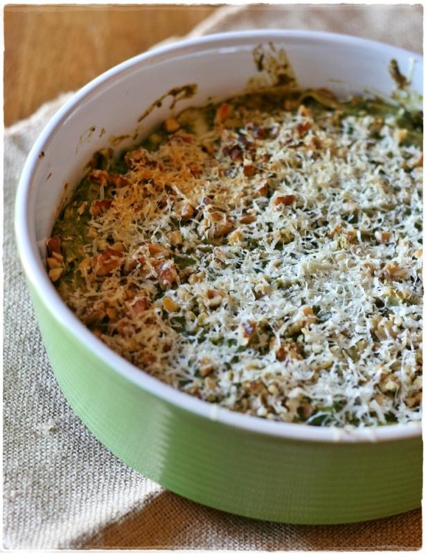Tagliatello d'orzo gratinate con broccolo fiolaro4