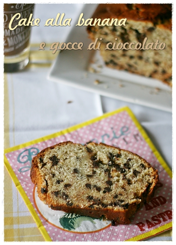banana chocolate bread e frullato 2