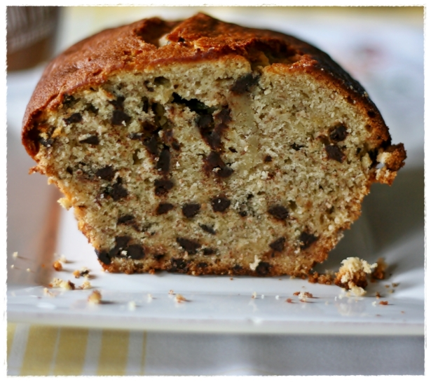 banana chocolate bread e frullato 3