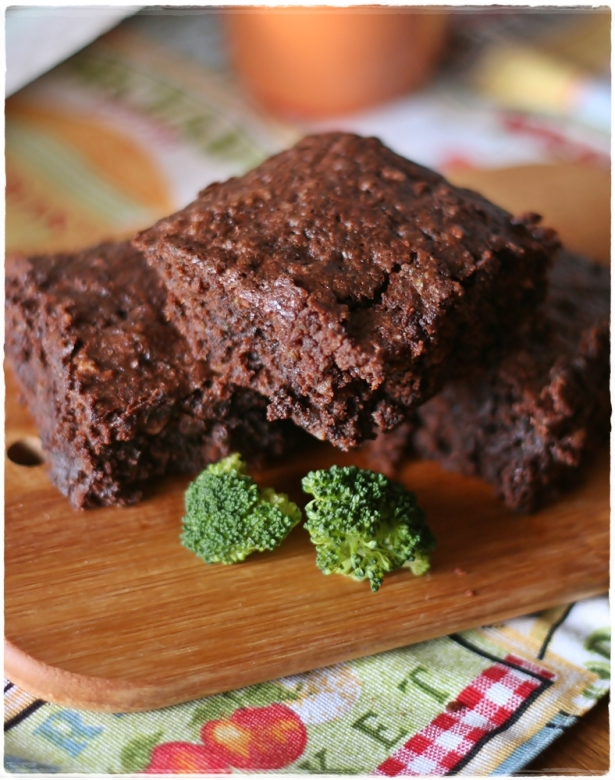 Broccoli brownies5