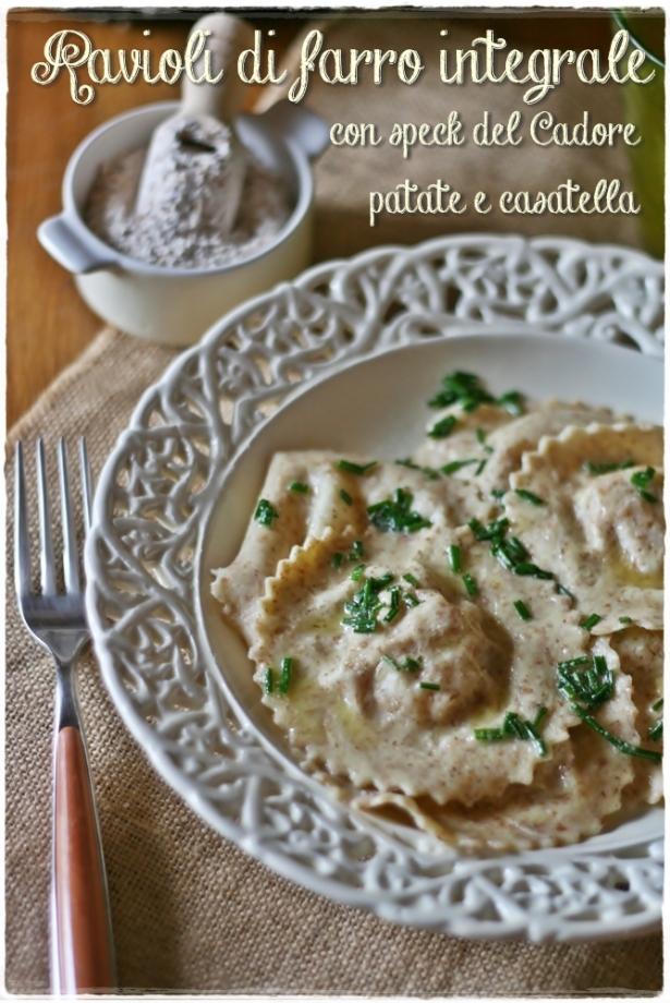 Ravioli speck patate5