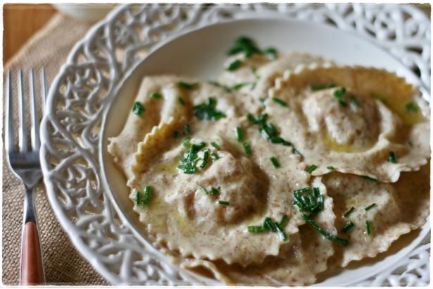 Ravioli speck patate6