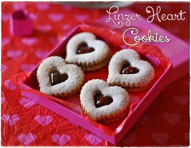 Linzer heart cookies5