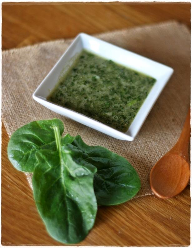 Maschera spinaci