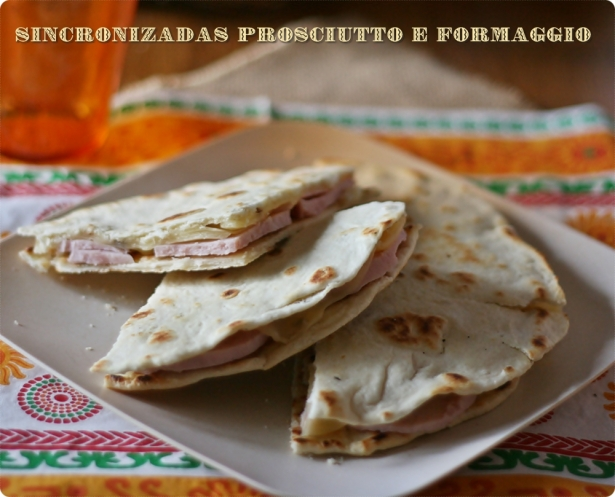 Sincronizadas ham cheese