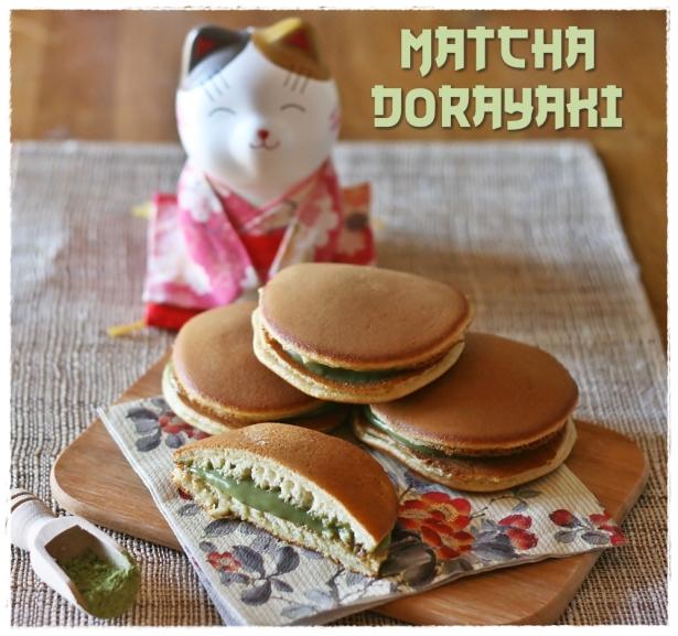 Dorayaki al matcha6