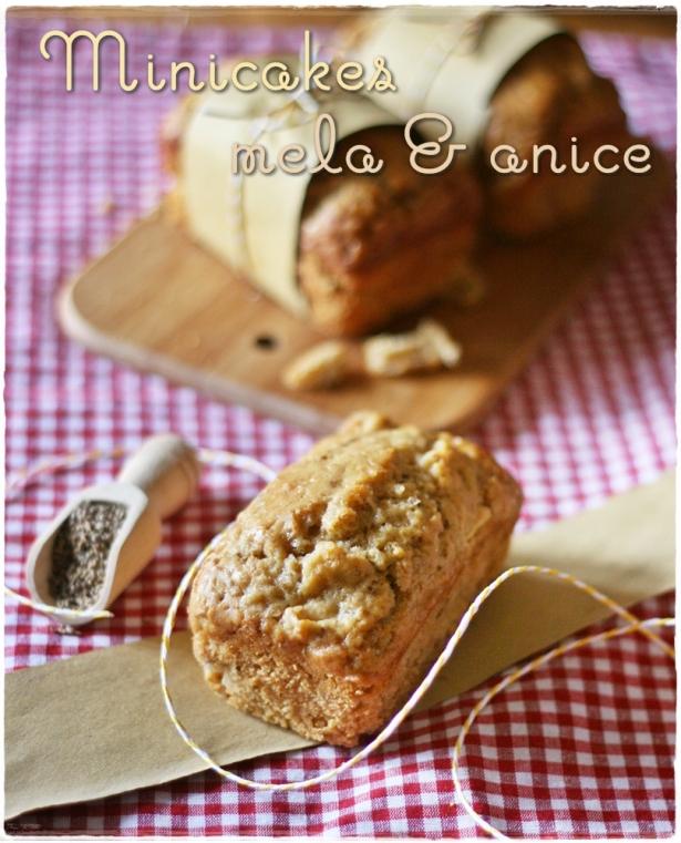 Minicakes mela e anice7