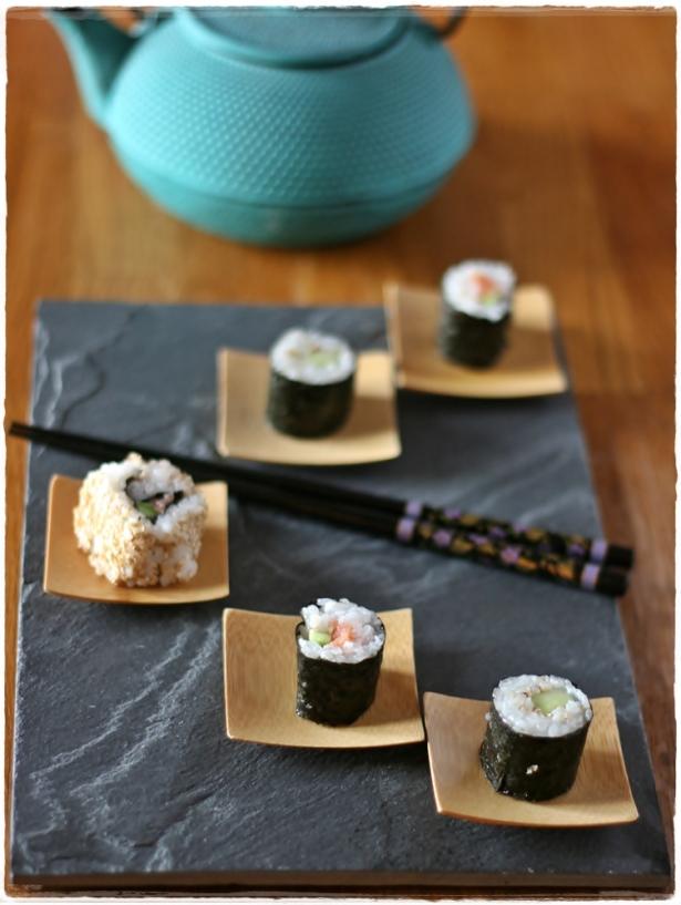 Sushi - misto