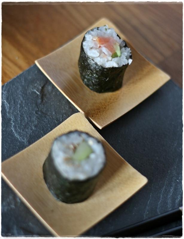 Sushi - misto3