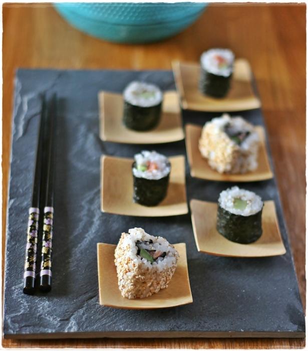 Sushi - misto5